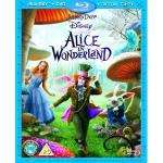 Alice in Wonderland Superset blu ray only £9.99 (plus other disney blu rays from £6.99) @ base