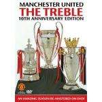 Manchester United - The Treble [DVD] - £5 @ Amazon