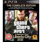 GTA 4 Complete Edition PS3 £11.99 @ Gamestation