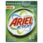 Ariel Actilift Biological Powder - 80 Washes (6.4Kg)  £10 @ Asda