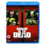 Shaun of the Dead Blu-ray Region Free £7.36 delivered @ Amazon