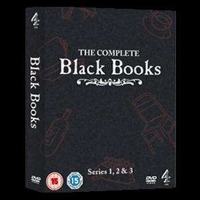 Black Books - Complete series 1, 2 And 3 - £6.67 @ thehut