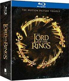 Lord of the Rings Boxset Blu-ray - £15.17 @ The Hut