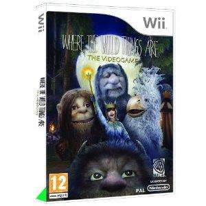 Where The Wild Things Are For The Nintendo Wii - £4.99 Delivered @ Choices UK