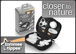 TOMMEE TIPPEE CLOSER TO NATURE HEALTHCARE GROOMING KIT £8.28 @Argos/Ebay