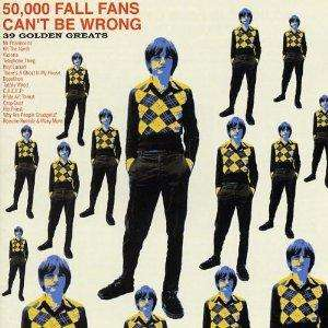 The Fall - 50,000 Fans Can't Be Wrong (2CD : 39 tracks) £4.49 delivered @ Amazon