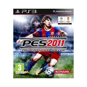 Pro Evolution Soccer 2011 For PS3 & Xbox 360: Platinum/Classic Edition - £15.93 Delivered @ Woolworths Entertainment