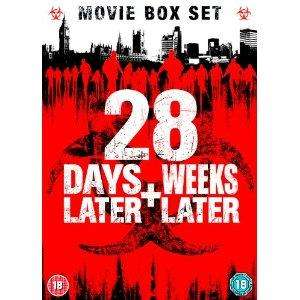 28 Days Later/28 Weeks Later [DVD] [2003] £5.00 delivered at Amazon