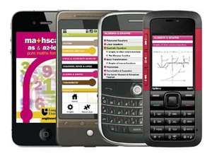 Free Maths A Level Application For Smartphones @ Maths Card