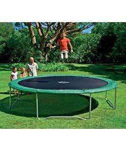 8 ft trampoline @ ebay argos outlet 59.98 del. hurry only 10 available