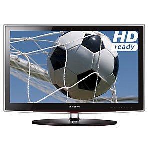 Samsung UE22C4000 LCD/LED HD Ready Digital Television, 22 Inch + Free 5 Year Warranty @ John Lewis