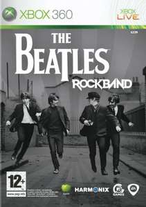 The Beatles Rock Band Xbox 360 £5.46 and Wii (cheaper) Free Delivery @ Amazon