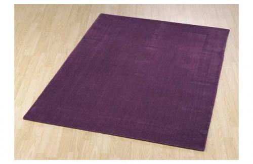 Argos Wool Rug Purple Fizz £9.99 was £24.99