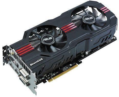 ASUS GeForce GTX 570 Direct CU II 1280MB GDDR5 PCI-Express Graphics Card  £264.89 @ Ballicom