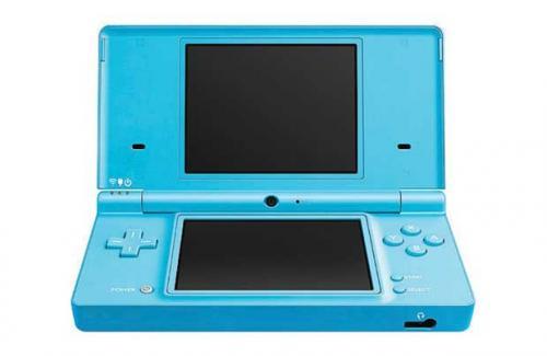 Nintendo DSi Console In Ice Blue - £74.99 @ Argos