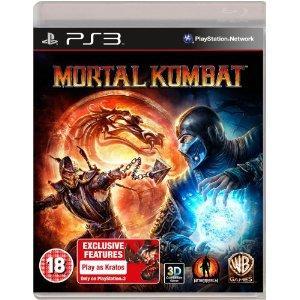 *PRE ORDER* Mortal Kombat For PS3 & Xbox 360 - £37.99 Delivered @ Amazon