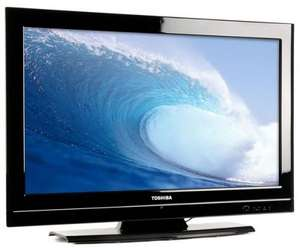 """Silly Cheap 32 inch Toshiba 32KV500 32"""" LCD HD Ready TV FREEVIEW - £214.99 delivered @ ebuyerexpress on ebay"""