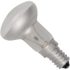 Spot Bulb R39 SES 30W 3 pck only £0.50p @ wickes