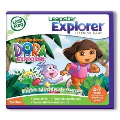 Leapster Explorer Software on Offer £12.99 @ NetPriceDirect