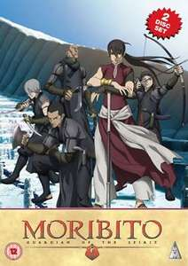 Moribito: Guardian of the Spirit (Part 2 of 2) DVD £4.99 @ anime-on-line (RRP £24.99)