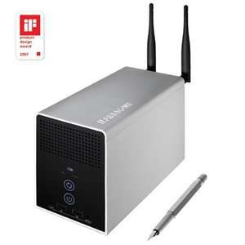 Freecom 1TB DataTank Gateway WLAN External Hard Drive £39 Delivered @ Debenham Extra - Huge Saving!