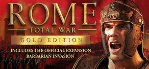 Rome Total War Gold For PC - £1.25 @ Steam