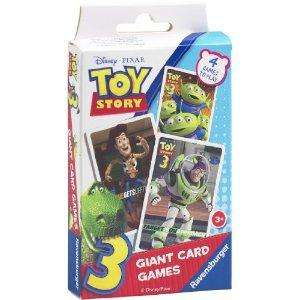 Toy Story Giant Card Game (Ravensburger) £2.38 at Amazon