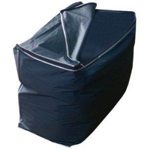 H & L Russel Duvet Chest Soft Touch, Navy Blue - Also Suit Carriers - £1.99 Each @ Amazon