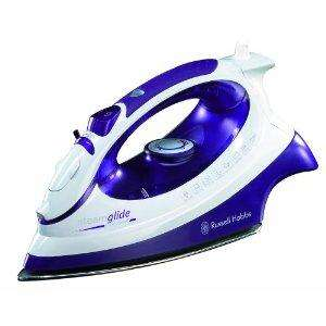 Russell Hobbs 14995 Steamglide Professional Iron in White and Purple £19.97 at Amazon