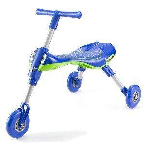 Mookie Scuttlebug Dragonfly Trike Blue/Green, Pink/Purple £17.49 & Yellow/Black £17.99 Delivered @ Amazon