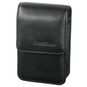 Hama Camera Case - Arezzo Black Leather - £1.99 Delivered @ 7 Day Shop