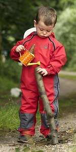 Spotty Otter Waterproof Splashsuit - £10 Delivered (If Registered Facebook User) @ Little Trekkers