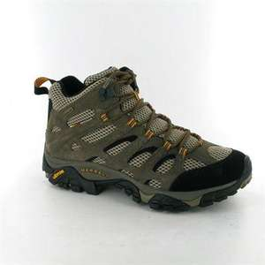 Merrell Moab Mid Gore-Tex XCR Hiking Boots £63.99 Delivered @ Field and Trek