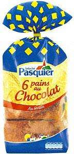 Brioche Pasquier Pains au Chocolat (6) £1 @ Morrisons