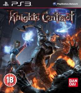 Knights Contract For PS3 & Xbox 360 - £17.85 Delivered @ Zavvi