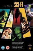 Classic Sci-Fi Box Set (DVD) (7 Disc) - £8.85 @ Zavvi & The Hut