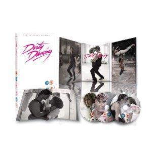 Dirty Dancing Limited Keepsake Edition Blu Ray £6.93 @ Amazon