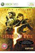 Resident Evil 5: Gold Edition For Xbox 360 - £13.49 Delivered @ Play