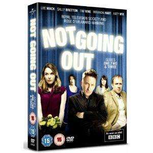 Not Going Out: Series 1-3 (DVD) (5 Disc) - £13.99 @ Amazon & Play