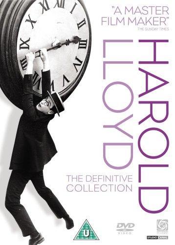 Hooray For Harold Lloyd: Definitve Collection (DVD) (9 Disc) - £13.99 @ Amazon