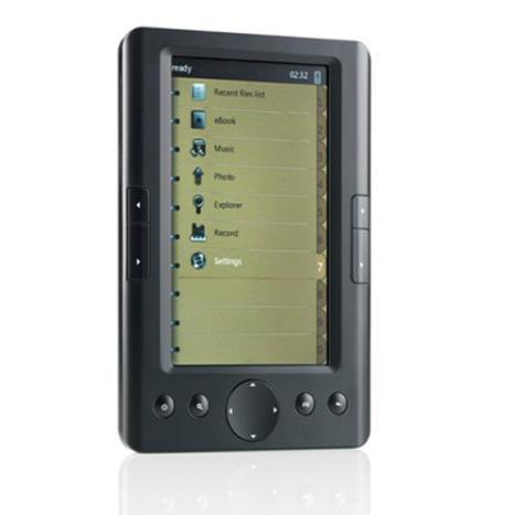 Sovos SVEBK5B 5 inch E-Reader+ (Black) 59.99 @ Play.com
