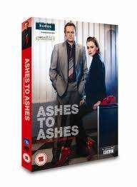 Ashes to Ashes series 3, DVD box set, scanning at £13 @ Asda