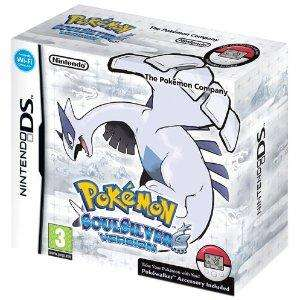 Pokémon SoulSilver or Heart Gold Version For Nintendo DS - £25 *Delivered To Store* @ Tesco Direct