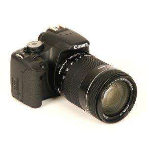 Canon EOS 500D - Digital SLR Camera Kit - EF-S 18-135 mm f/3.5-5.6 IS Lens - £599.99 Delivered @ Amazon