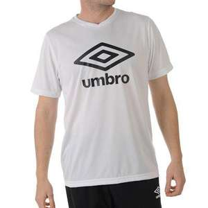 Umbro poly tee mens & juniors £3 @ Sports Direct
