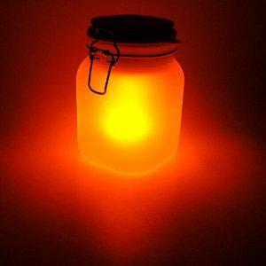 Suck UK Sun Jar Solar Light, LED, (Amber) rrp £20 now £6 delivered @ amazon