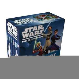 Star Wars: The Clone Wars: Little Library Books - £3 Delivered @ Asda Entertainment