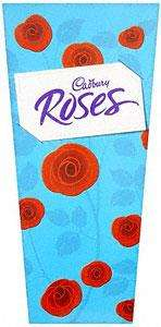 Cadbury Roses Carton 400g £2 at Morrisons & Tesco