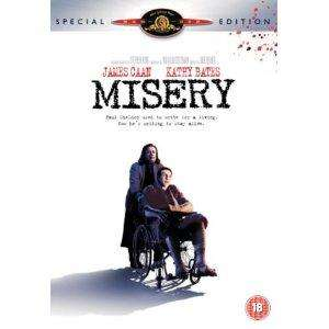 Misery: Special Edition (DVD) - £2.99 @ Amazon & Play
