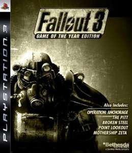 Fallout 3: Game of The Year Edition (PS3) - £12 @ CeX